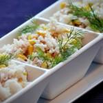 Sałatka ryżowa cioci Kasi