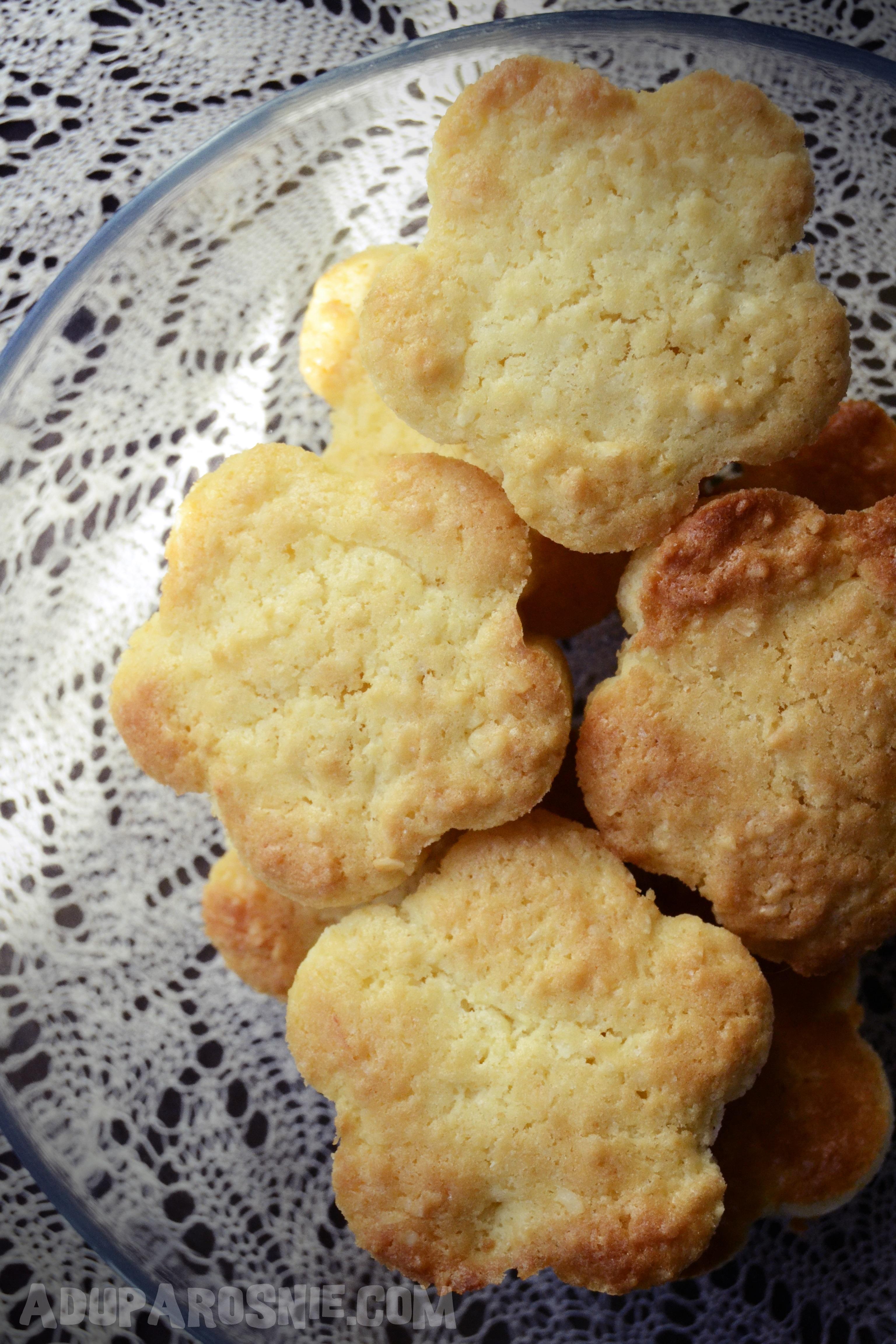 muffinki kokosowo- cytrynowe