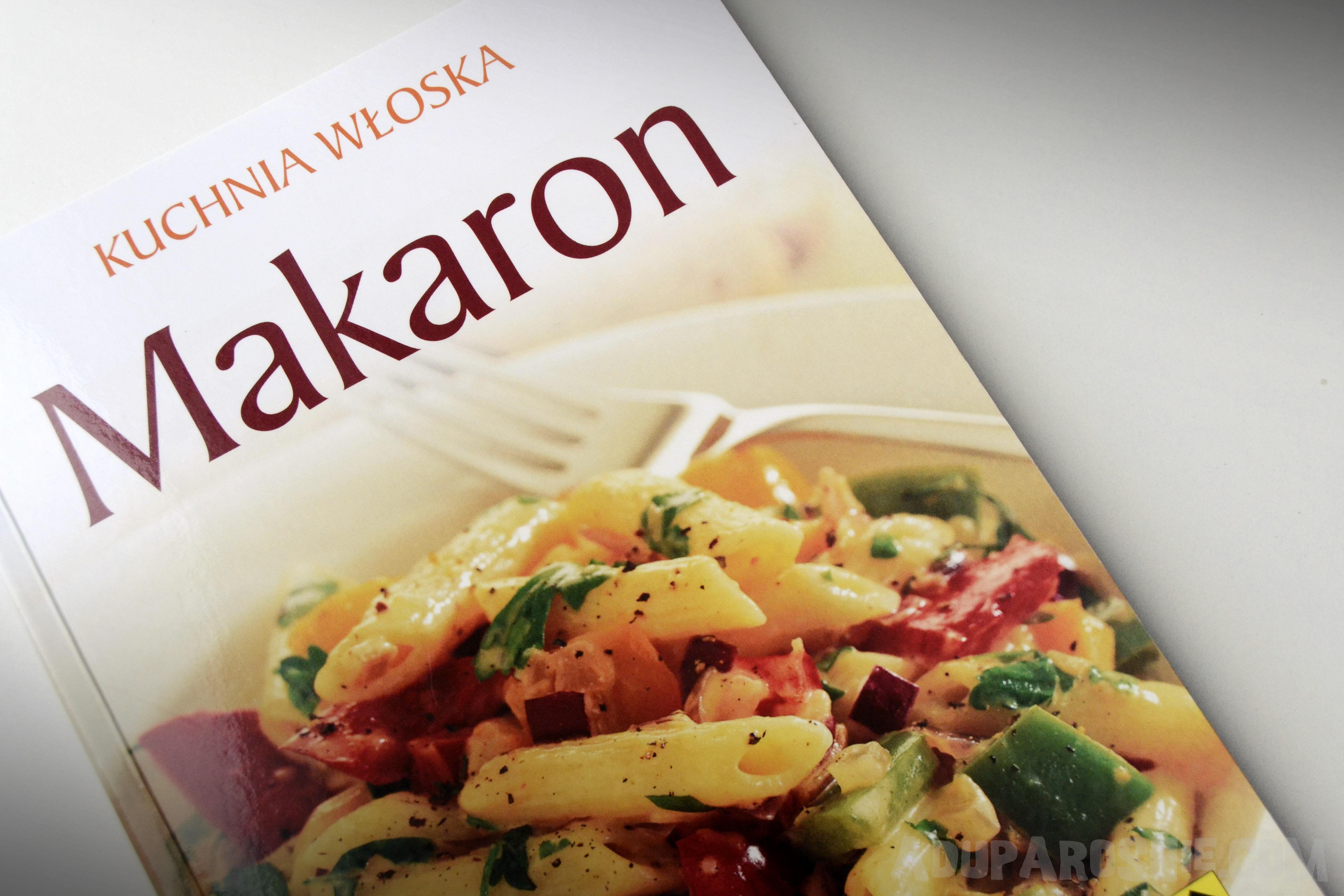 Kuchnia Wloska Makaron