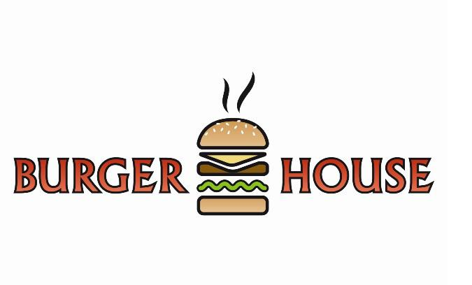 burger house logo