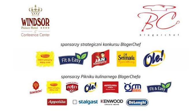 sponsorzy blogerchefa