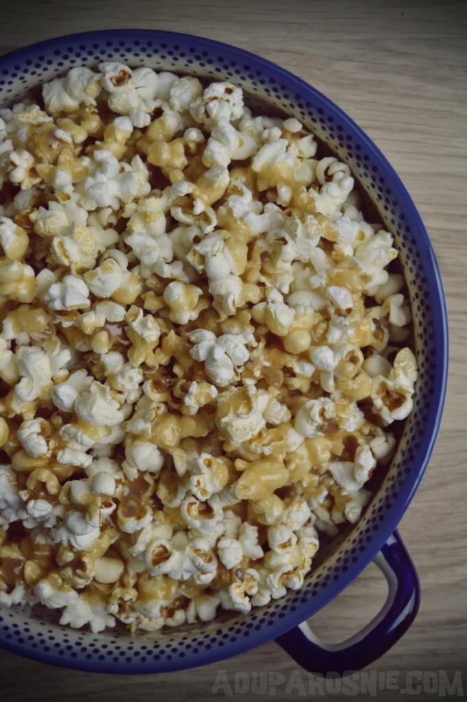 popcorn z solonym karmelem