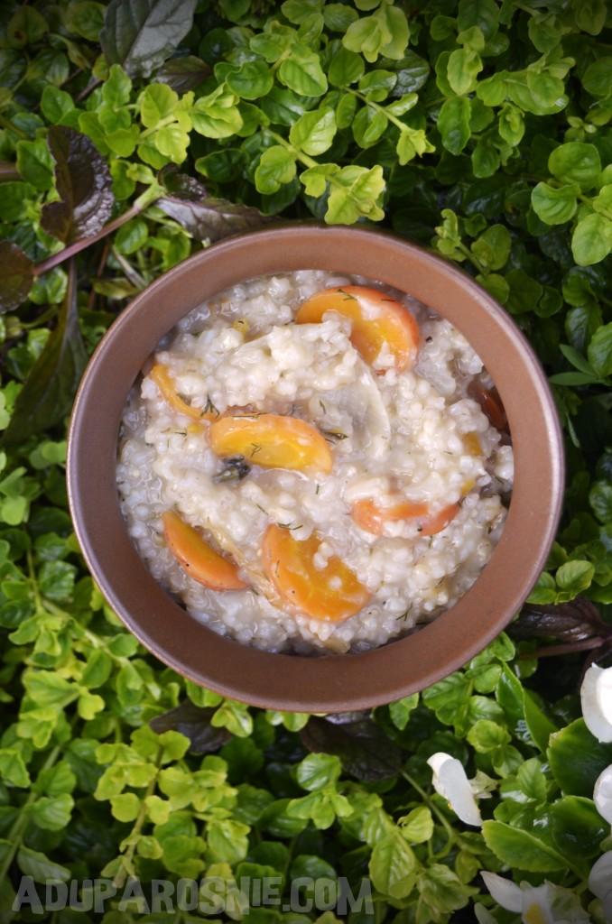 kasza z warzywami babci Basi (1)