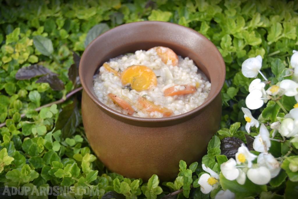 kasza z warzywami babci Basi (2)